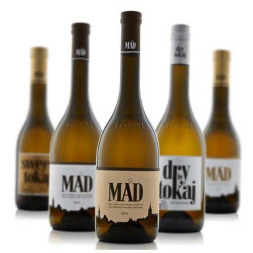 Appellation Ventures Presents Mad Wines